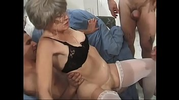 horny granny kathy jones knows pretty well how.
