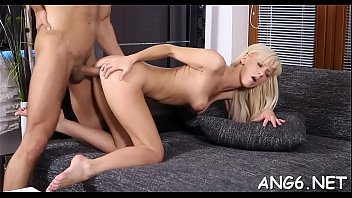 having chap banging her wildly from behind delights beauty