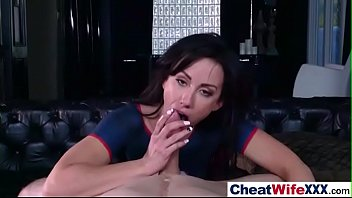 nasty wife (jennifer white) love to cheat in.