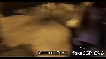 boy dominates fake cop during sex