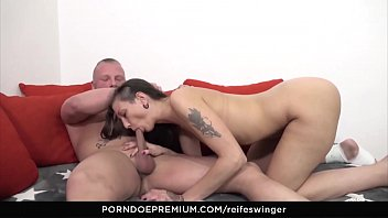reife swinger - alternative german newbie svenja enjoys.