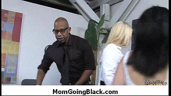 sexy milf interracial with black guy.