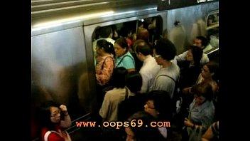 chikan subway