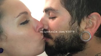 gabe and silvia kissing video 1