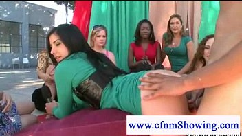 cfnm girls gets banged by guy infront of friends
