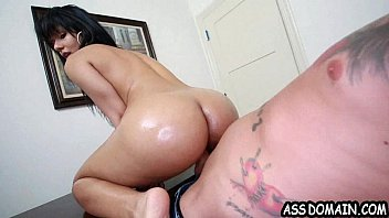 latina rose monroe with a perfect natural round.