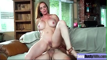(diamond foxxx) big round tits wife get nailed.