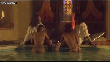 audrey tautou - naked group of girls bathing,.