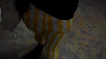 transparent see through leggings 86