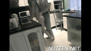 lustful teen chick spends time with 2 handsome boyfrends