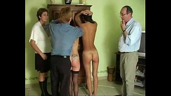 spanking two french girls