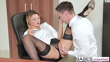 babes - office obsession - (lutro) and (anna.