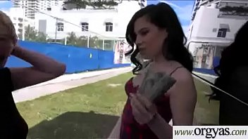 (bobbi dylan amy parks) teen girl like money.