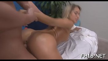 hot honey gets drilled hard and gives a massage!