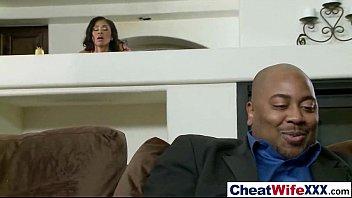 (yasmine de leon) naughty wife love hard cheating.