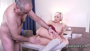 pretty schoolgirl gets seduced and penetrated by older schoolteacher