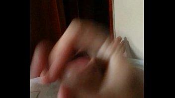 batendo uma punheta gostosa p&oacute_s almo&ccedil_o. hot handjob.