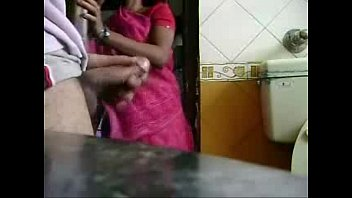 caught jerking by my maid. she.