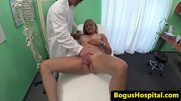 amateur patient cockriding doctor for his.