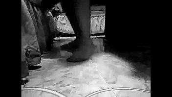 amateur latina girl foot feet dancing