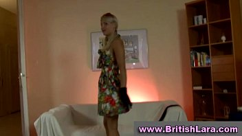mature british lady dresses young blonde.
