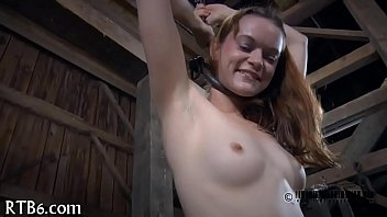 sweet babe gets lusty castigation