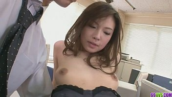 two guys fuck and creampie aiko hirose at.