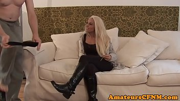 perfect babe fucked deeply in cfnm.