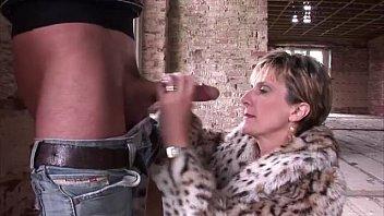 mature fetish stockings slut gets fucked