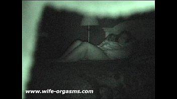 wife hidden masturbation