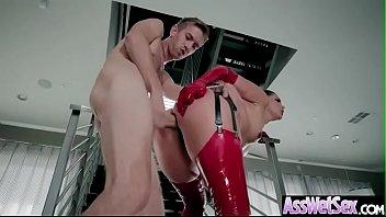 anal intercorse with big ass oiled sluty girl.