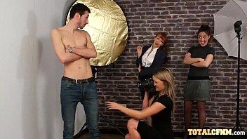 male model seduced three