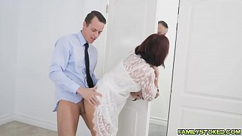 stepson pounding rider&#039_s bodacious pussy