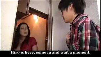 japanese mother and young son - watch part2.