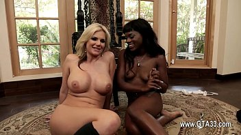 1-extremely hot lesbian women inserting fun things into.