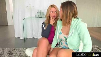 lesbians in hot act kissing and licking all.