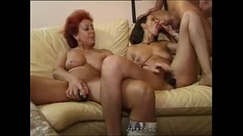 xhamster.com 4159199 german hairy redhead and brunette matures.