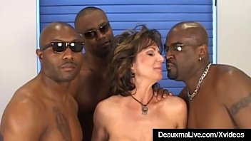 busty mature cougar deauxma fucked in ass by.