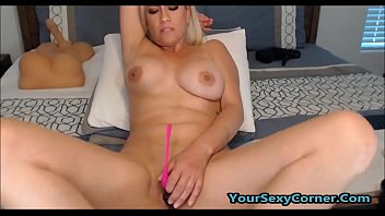 omg i found my slutty boss masturbating on cam