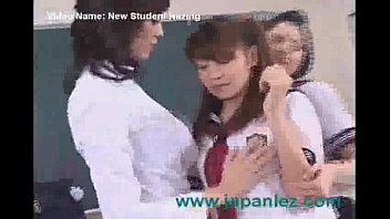 a new student gets hazed by teacher and.