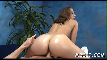unfathomable muff massage for hottie