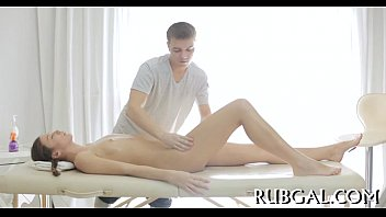 massage erection