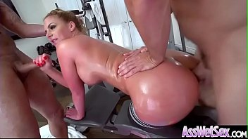 anal deep sex tape with huge round ass.