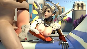 mercy can put some life back in that cock