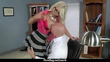 busty working women getting boned from.