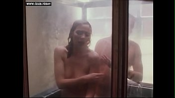 kim cattrall - naked sex scenes, boobs, shower.