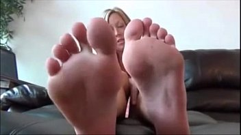 POV Mistress Demands You Worship Her Stinky Feet