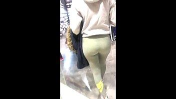 milf latina candid ass