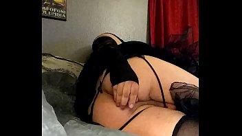 cd masturbating with butt plug
