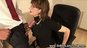 british mature lady sonia gets a.